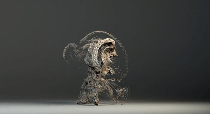 Kung fu particles Tobias Gremmler