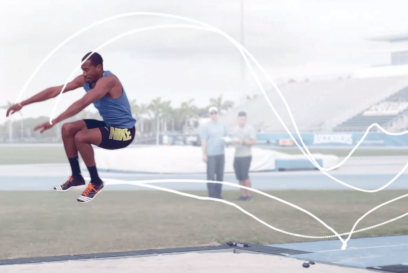 NYT interactive christian taylor athlete