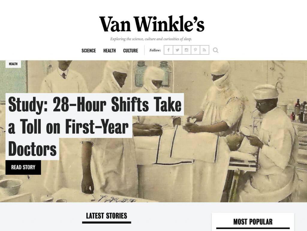 van-winkles